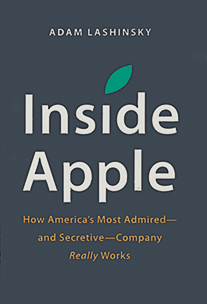 Inside Apple door Adam Lashinsky